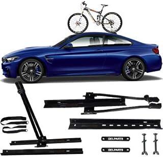Transbike Novo Suporte Rack Teto Para 1 Bike BMW M4 Coupe