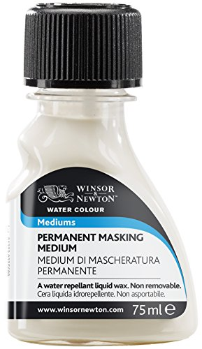 Winsor & Newton–Medium maskier Permanente, acquerelli, 75ml