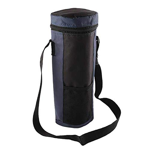 EZCAMP Portabotellas de Agua Portabotellas Aislado Botella Aislada Bolsa Fría para Camping Picnic Deportivo