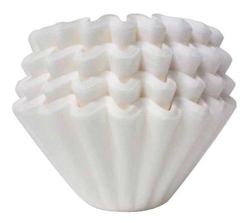 Kalita 22199 Wave Filters, 185, White (Japan Import) by Kalita