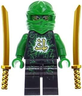 LEGO Ninjago: Lloyd Airjitzu with Dual Gold Swords