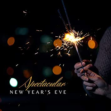 Spectacular New Year's Eve. Elegant and Smooth Swing Jazz for New Year's Celebrations, Exquisite Atmosphere at Home
