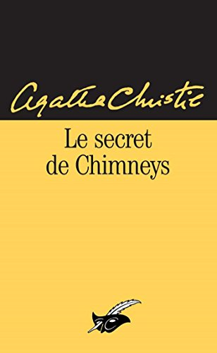 Le Secret de Chimneys (Masque Christie)