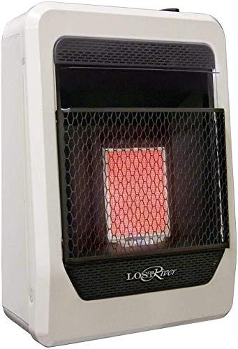 10000 btu propane wall heater - 5