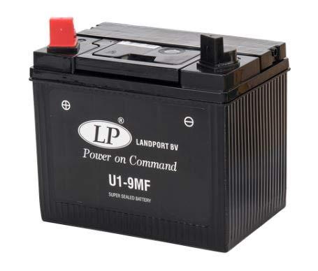 U1-300MF LP Rasentraktorbatterie SMF 12V/24Ah 300A 53034 sofort betriebsbereit