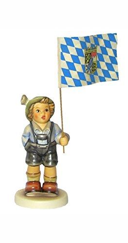 Hummel Manufaktur Hummel Figur Volksfeststimmung, original MI Hummel Collection, im Geschenkkarton
