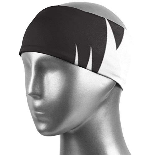 IMERIOi - Diadema deportiva para hombre, diseño de gallo, para correr, ciclismo, baloncesto