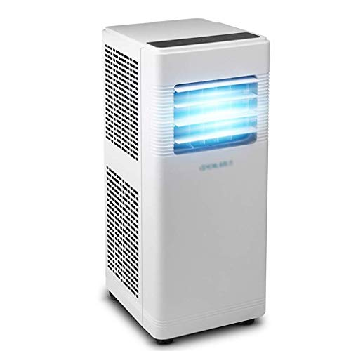 Portable Air Conditioner, Ventilator luchtontvochtigers, stille en energiezuinige 20L Self Verdamping Unit Met afvoerslang, 24 uur per dag intelligente afstandsbediening timing Huangwei7210