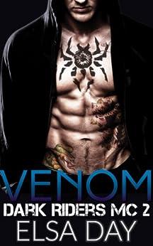 Venom (Dark Riders Motorcycle Club Book 2) by [Elsa Day]