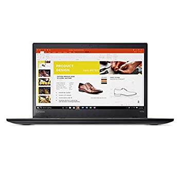 Lenovo ThinkPad T470s Laptop  20JS-S0KS00  Intel Core i5-6300U 8GB RAM 256GB SSD 14-inch FHD 1920x1080 Win10 Pro Thunderbolt 3 720p HD Webcam Fingerprint Reader Backlit KB