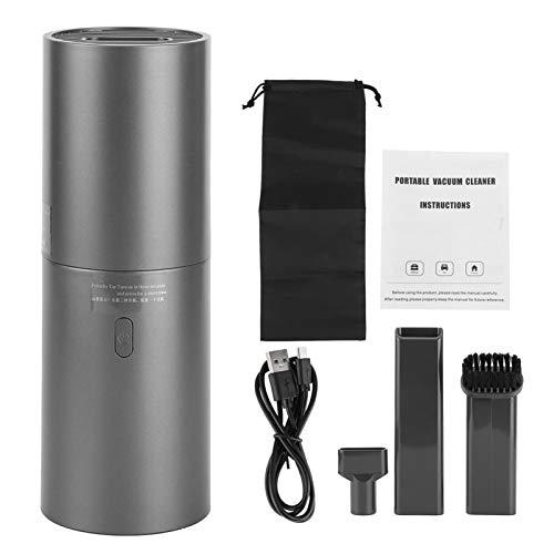 Aspirador, removedor de polvo de carga USB inalámbrico para el coche para el hogar