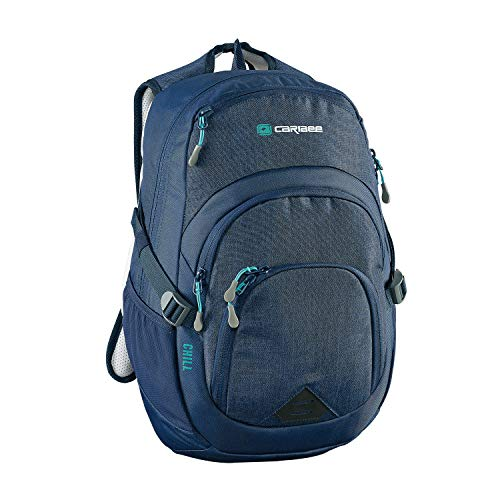 Caribee Chill 28L Backpack (Blue/Navy)