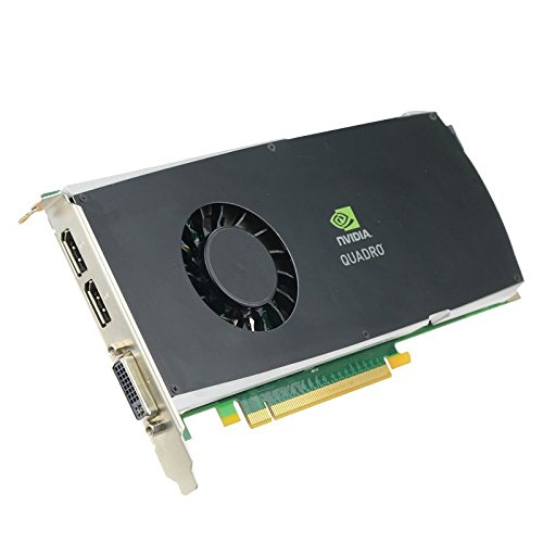 nVidia Quadro FX 3800 , 1 GB DDR3 256 Bit Speicher, DVI und Dual Display Port , PCI-Express 16x