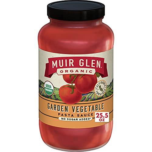 Muir Glen Organic Garden Vegetable Pasta Sauce, 25.5 oz