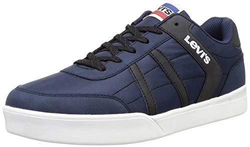 Levi's Men Wright Navy Blue Sneakers-10 UK (44 EU) (11 US) (38113-0159)
