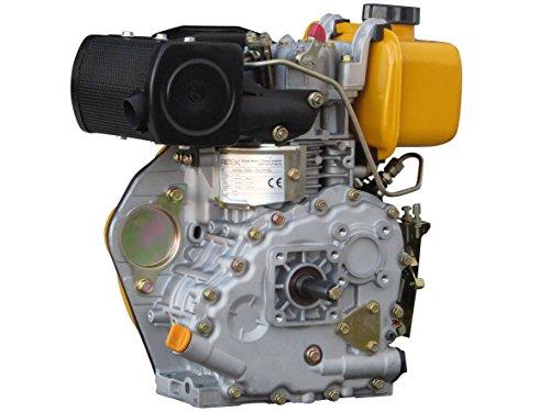 Rotek luftgekühlter 1-Zylinder 4-Takt 219ccm Dieselmotor, ED4-0219-H-F2A