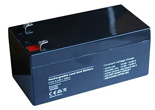 12VDC Ersatz-Akku für E-Lektron EL25-M / EL30-M Soundanlage   Baujahr bis 2016