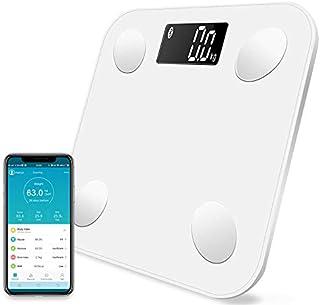 Báscula de baño digital para la salud de las personas Báscula corporal de 400 libras con pantalla LCD Báscula sin peso