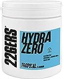 226ERS Hydrazero   Bebida de Sales Minerales en Polvo para Hidratación y Recuperación de Electrolitos, Tropical - 225 gr