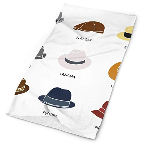 Tonesum Cartoon 9 Hat Styles Original Headband with Multi-Function Sports and Leisure Headwear UV Protection Sports Neck, Sweat-Absorbent Microfiber Running, Yoga, Hiking