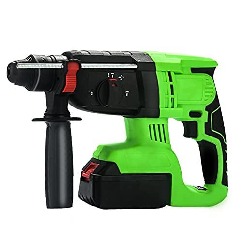TADYL Preciso Velocidad Eléctrico Destornillador Sin Cable Destornillador;Recargable Pistola Taladro, Eléctrico Interruptor automático Modo Eléctrico Martillo Modo