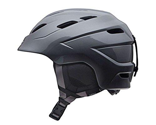 Giro Erwachsene Nine.10 Ski Und Snowboard Helme, Titanium, M