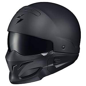 ScorpionExo Covert Black Helmet