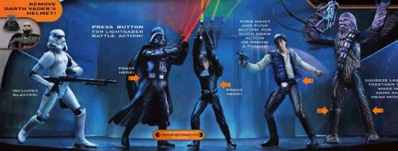 STAR WARS Battle Pack Rebel vs Empire (japan import)