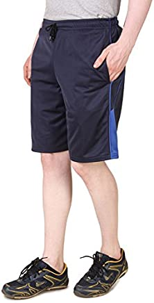 AMERICAN CREW Men's Polyester Shorts
