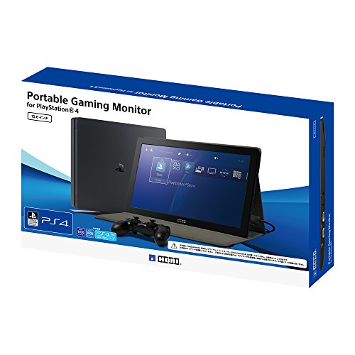 HORI『PortableGamingMonitorforPlayStation®4』