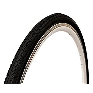 Kenda Tires Kwest Commuter/Urban/Hybrid Bicycle Tire - 700 x 25c, Black