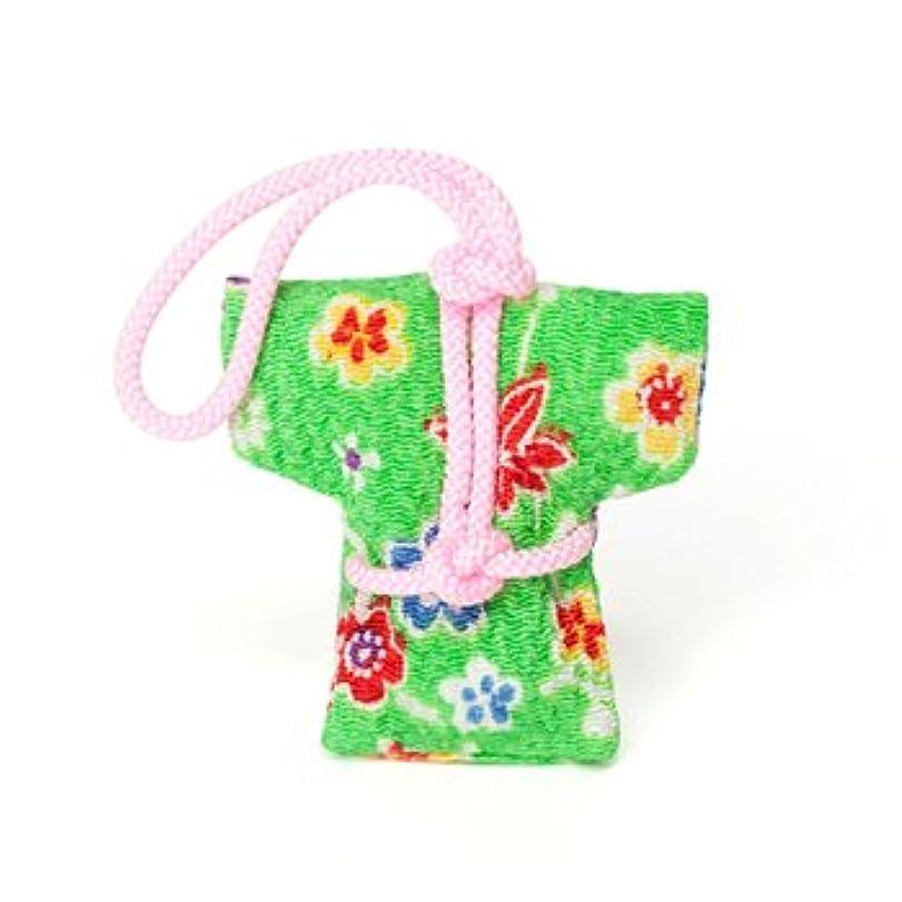 消化とげテーマ匂い袋 誰が袖 やっこさん 1個入 ケースなし (色?柄は選べません)