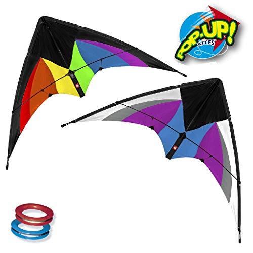 AK Sport 0911308 - Rhombus Pop-Up Stunt Magic Sort