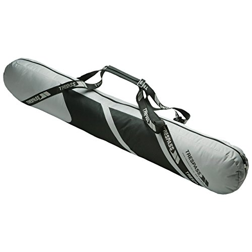 Trespass Fuze - Funda para tabla de snowboard ,talla única, color negro