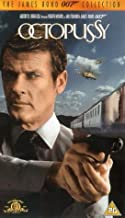 James Bond 007 - Octopussy [UK-Import] [VHS]