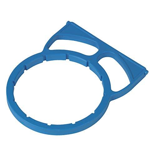 RIBITECH 03611 Clé de Serrage pour Corps de Filtre Bleu