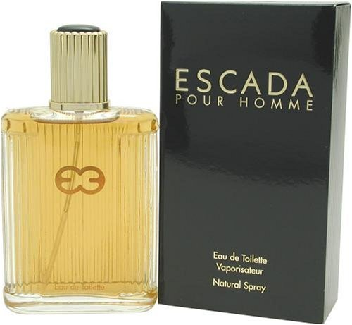 Escada Pour Homme By Escada Eau De Toilette Spray 4.2 Oz