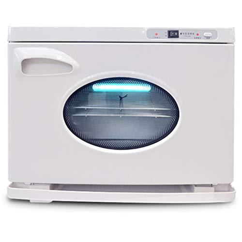 Stérilisateurs Meuble de désinfection Petit Meuble ménager Mini Tasse à thé Verticale intégrée au Mur Meuble de désinfection UV (Color : Blanc, Size : 45 * 31 * 36cm/18 * 12 * 14inch)