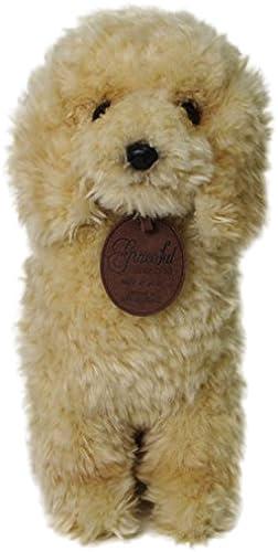 Toy Poodle (M) seat cream (japan import)