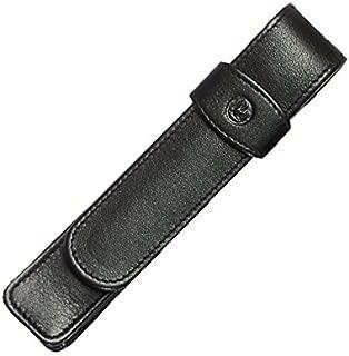 Pelikan Leather Single Pen Case Black by Pelikan