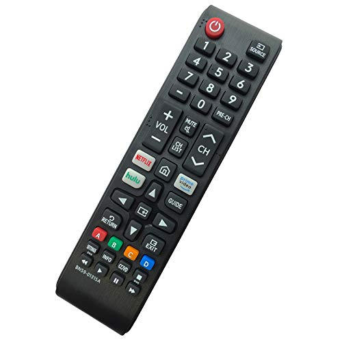 Newest Universal Remote Control for All Samsung TV Remote Compatible All Samsung LCD LED HDTV 3D Smart TVs Models
