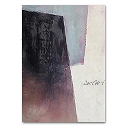 ZNYB Cuadros Modernos En Lienzo 100% Pintado a Mano sin Marco Pintura al óleo Abstracta Pared Lienzo Arte tapices Imagen Obra de Arte