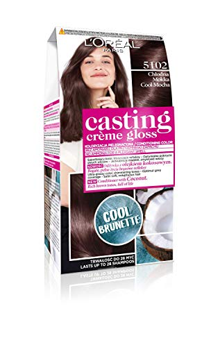 LOREAL_Casting Creme Gloss farba do w³osów 5102 Ch³odna Mokka