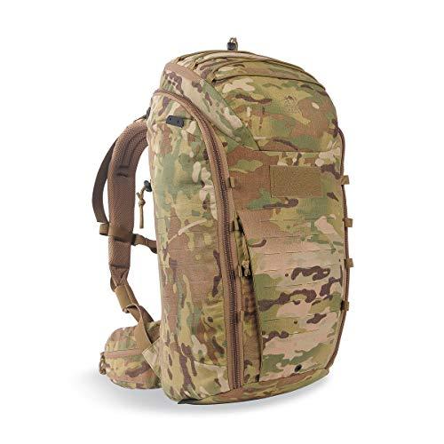 Tasmanian Tiger TT Modular Pack 30 Daypack Trekking-Rucksack mit 30 Liter Volumen inkl. Organizer Zusatz-Taschen Set für mehr Ordnung, Multicam