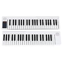 デジタル電気キーボードピアノ、88キーポータブル取り外し可能子供学習キーボード電子音楽キーボード教育玩具 キッズガールズボーイズビギナーズバースデーギフト用ヘッドフォン付き(2#)
