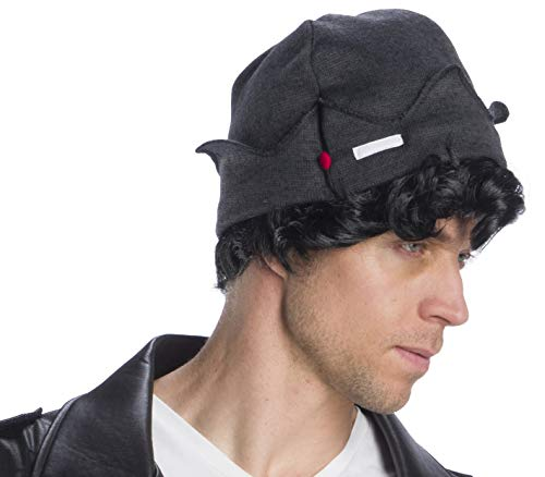 Rubie's unisex adults Riverdale Riverdale Jughead Jones Knitted Cap Party Supplies, Multicolor, One Size US