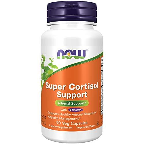 Now Super Cortisol Soporte 90 Cápsulas 90 g