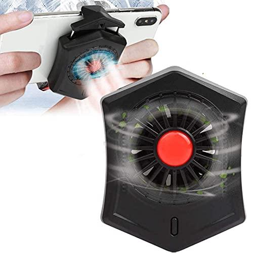 picK-me Enfriador de Movil, Radiador de Teléfono Para Jugar Juegos, Mirar Videos, Compatible con iPhone / Android Universal Smartphone