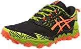 Asics Gel-Fujitrabuco 8, Running Shoe Mens, Neon Lime/Black, 42 EU