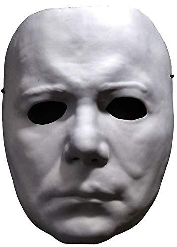 Adult Halloween Michael Myers Vacuform Mask Standard